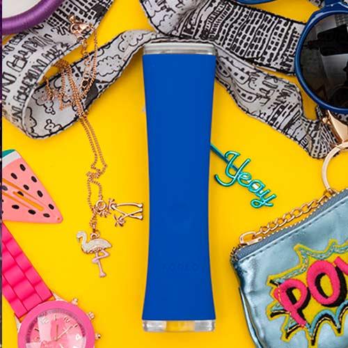 Foreo: Dispositivo de luz pulsada azul contra el acné