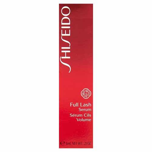 full lash serum shiseido opiniones